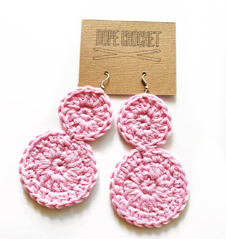Cotton Mini Mimi Earrings