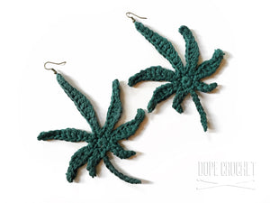 Mary Jane Earrings