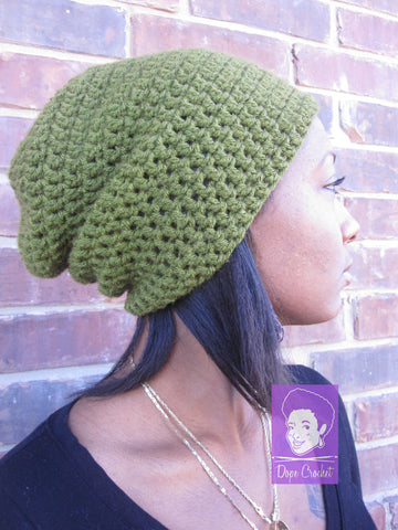 PAPPA Slouchy Hat