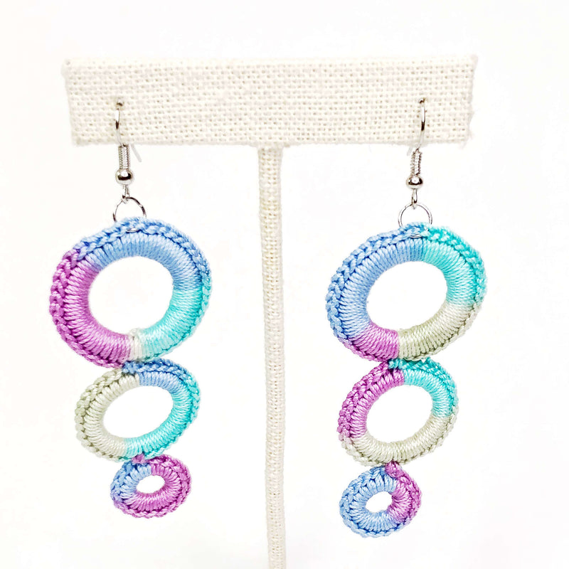 LYLA Crochet Earrings
