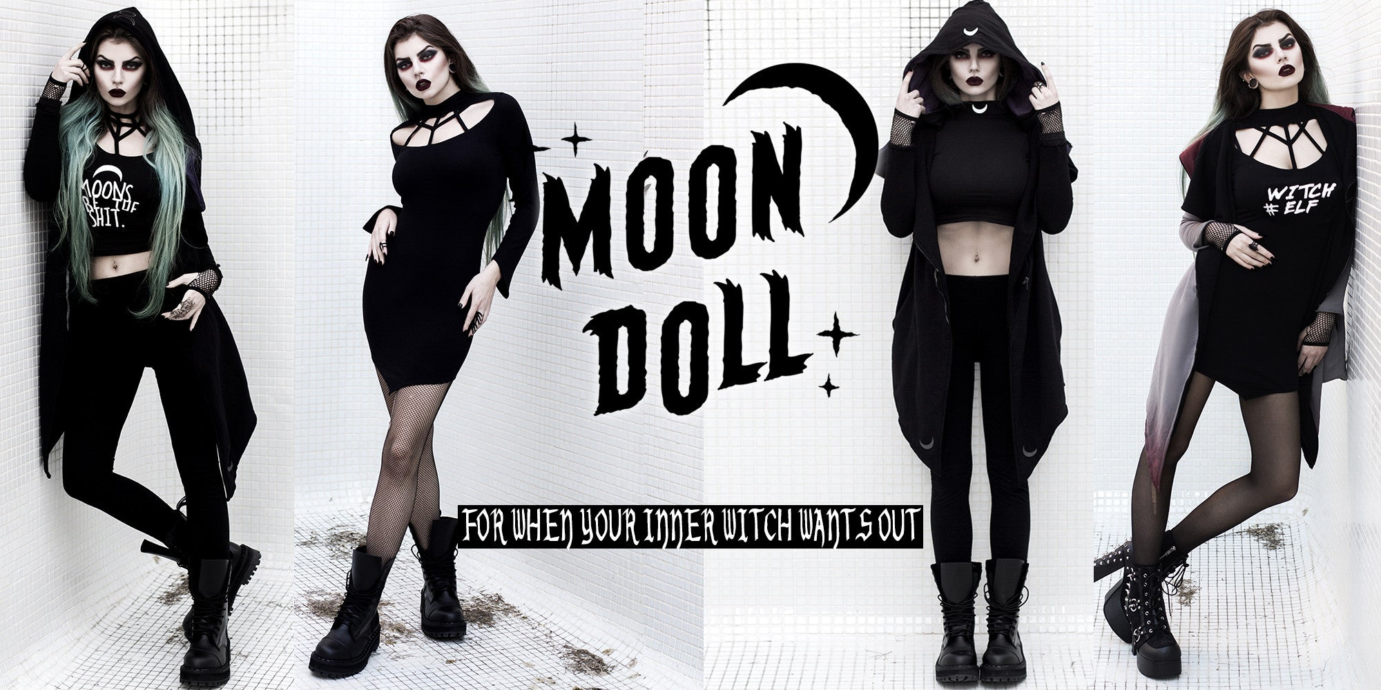 MoonDoll Fashion Collection