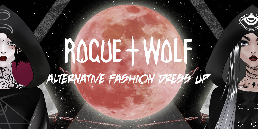 Alternative Fashion Dress Up by Rogue + Wolf - Banner