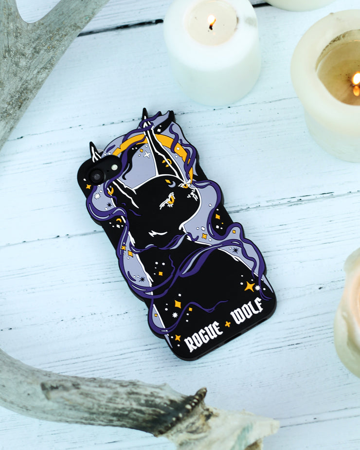 Witch Kitten Phone Case