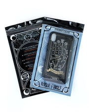 Fate Tarot Phone Case - Mirror Gold Details