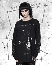 Lost In The Void Long Sleeve Tee