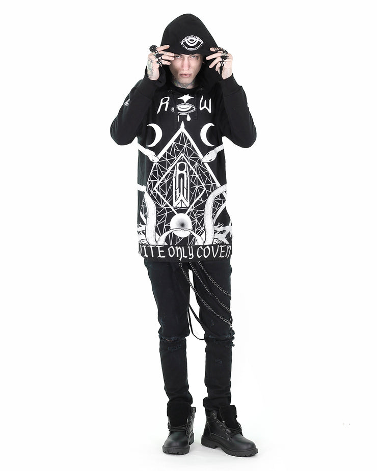 Coven Oversized Jumper - Men