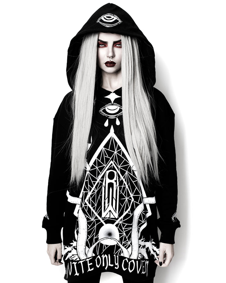 Coven Oversized Jumper - Unisex