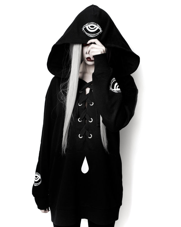 Shaman's Eye Oversized Jumper - Unisex