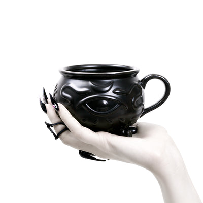 Witch Cauldron Mug