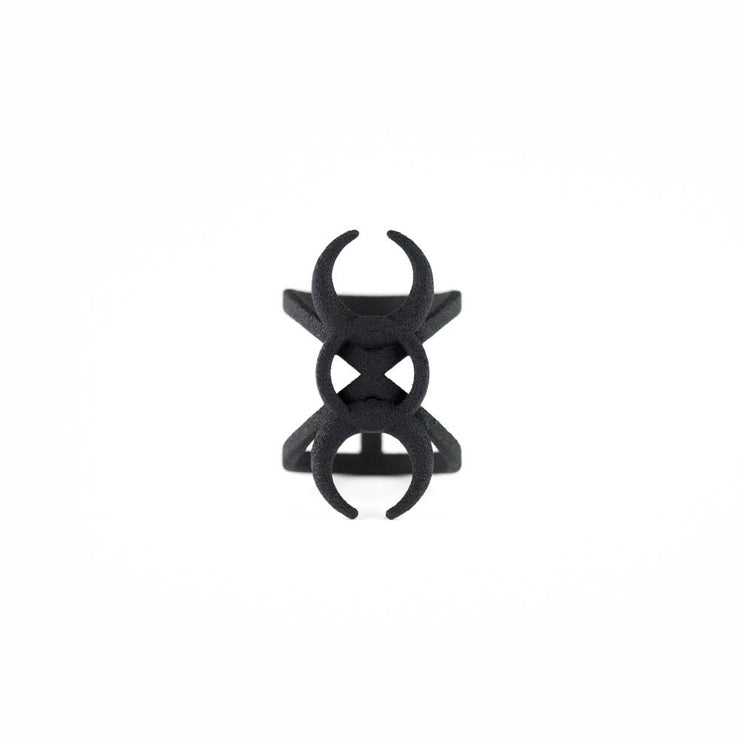 Hecate Ring in Black