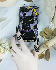 Witch Kitten - ShockProof Phone Case