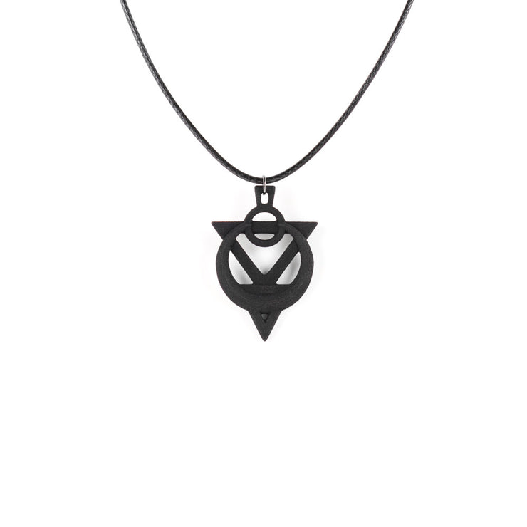 Amulet of Possession Choker in Black