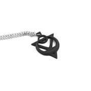 Amulet of Possession Necklace in Black