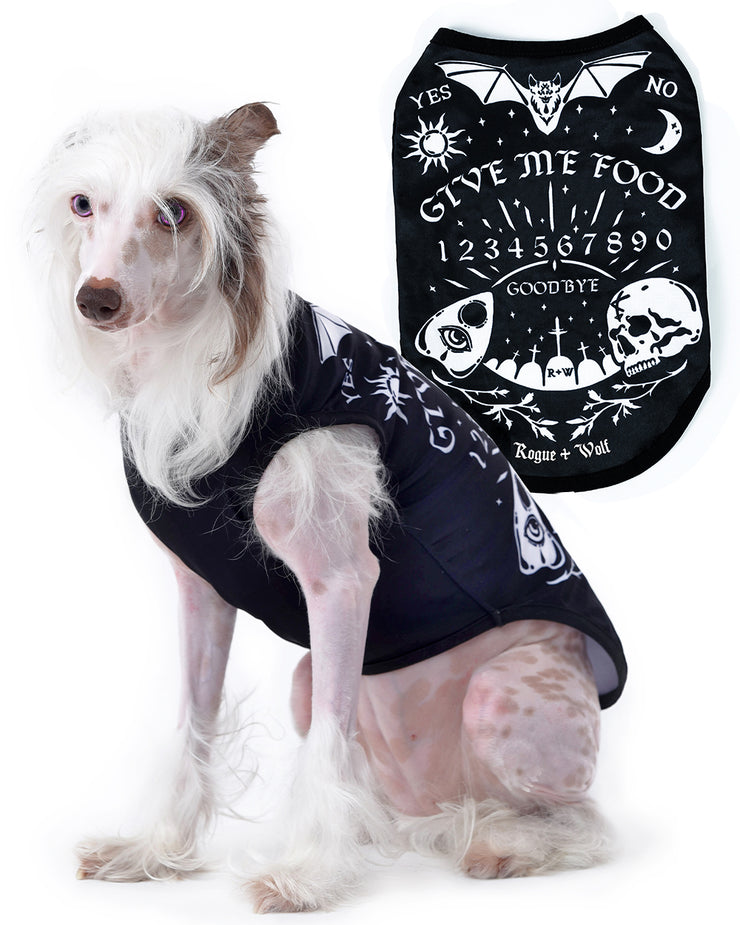 Give Me Food Ouija Pet Vest - Dog or Cat