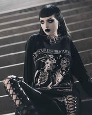 Kill Your Enemies Potion - Long Sleeve Tee