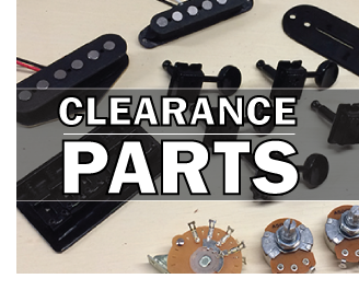 Link to Rockaudio clearance parts section.