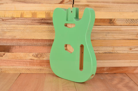 Surf Green Rockaudio Vintage Series Paulownia Guitar Body
