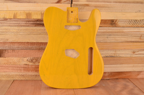 Butterscotch Rockaudio Vintage Series Ash Guitar Body