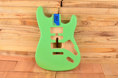 Surf Green Ash Standard Series Guitar Body - Clearance