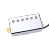 Artec Overwound Humbucker Electric Guitar Pickup - Modern Hot Chrome Neck
