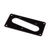 Black Humbucker to Vintage Style Bridge Pickup Adaptor for Guitar
