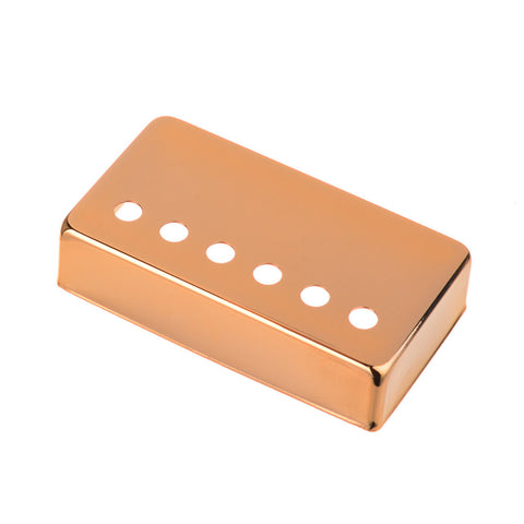Gold LP Style Metal Humbucker Guitar Pickup Cover For Bridge Position