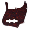 "Jazz Bass Three Ply ""Tortoise Shell"" Guitar Pickguard"