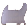 Telecaster Brushed Aluminum Esquire Guitar Pickguard