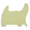 Telecaster Three Ply Mint Green Esquire Guitar Pickguard