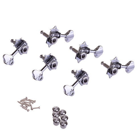 Wilkinson Chrome 3x3 Open Back Style Guitar Tuning Machines