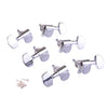 Chrome 3x3 Wilkinson Guitar Tuning Machines