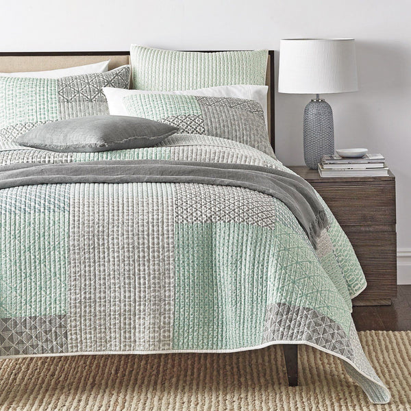 DaDa Bedding Collection : gray quilted bedspread - Adamdwight.com
