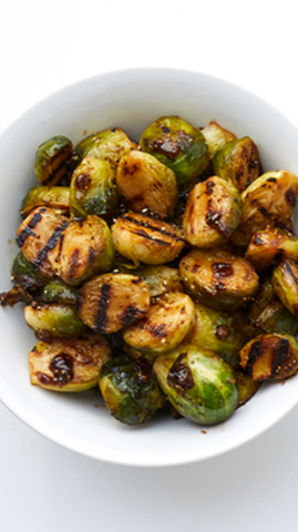 Roasted Brussels Sprouts 8 oz