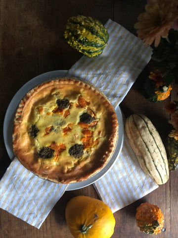Roasted Pumpkin Tart 22oz