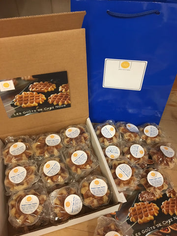 Gift Box of Belgian Waffelettes