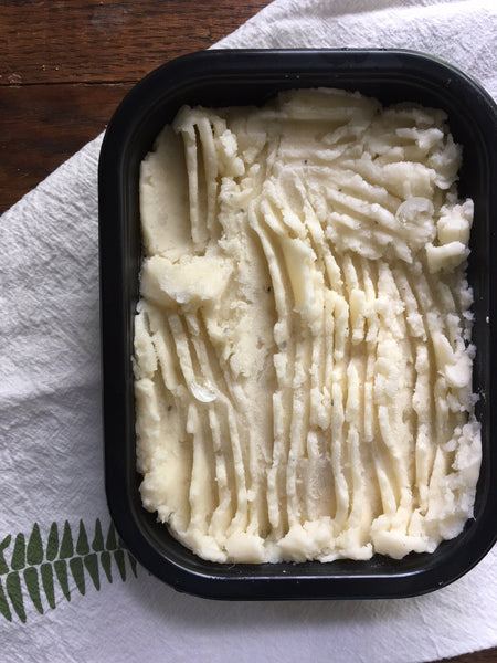 Garlicky Mashed Potatoes  24 oz