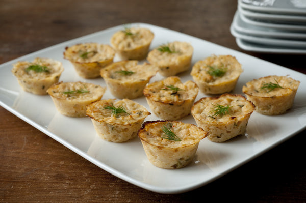 Gluten free Risotto Appetizers Bites