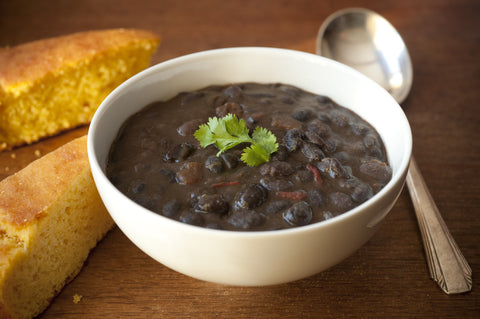 Caribbean Black Bean Soup