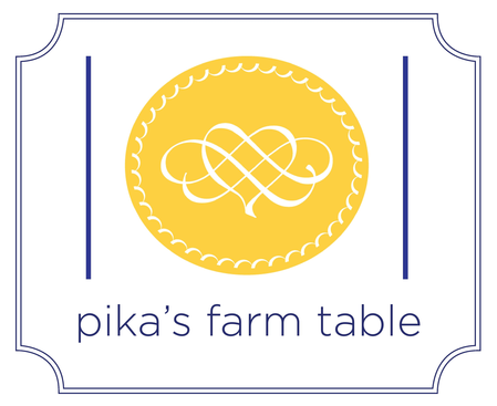 Pika's Farm Table