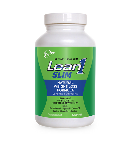 Lean1 Slim1 Bottle