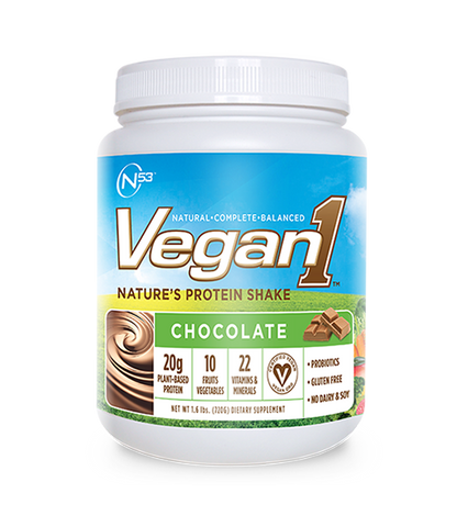 Vegan1 Tub