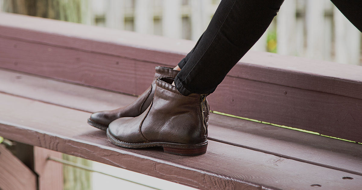 5 Comfy Low-Heeled Ankle Boots You Need for Fall