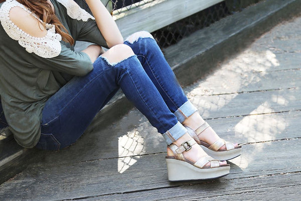 Platform Wedges to Welcome Spring