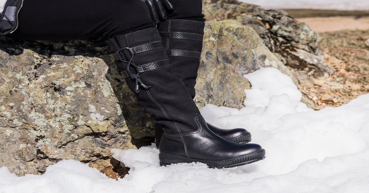 Welcome Winter with 5 of Our Amazing Cold Weather Boots