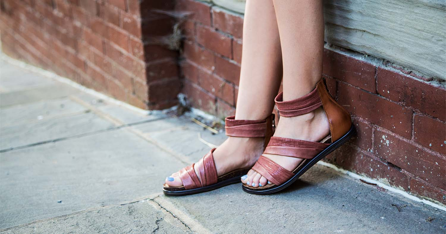 OTBT's Top 5 Comfortable & Stylish Summer Sandals