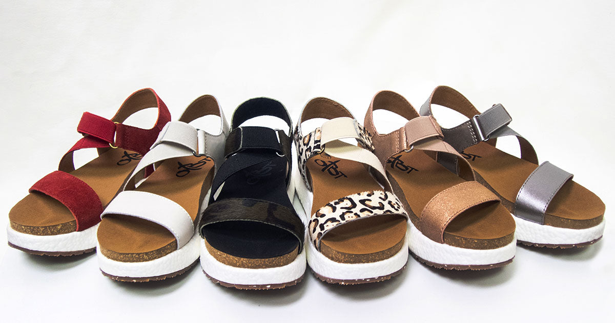 Sierra: The Must Have Summer Sandal
