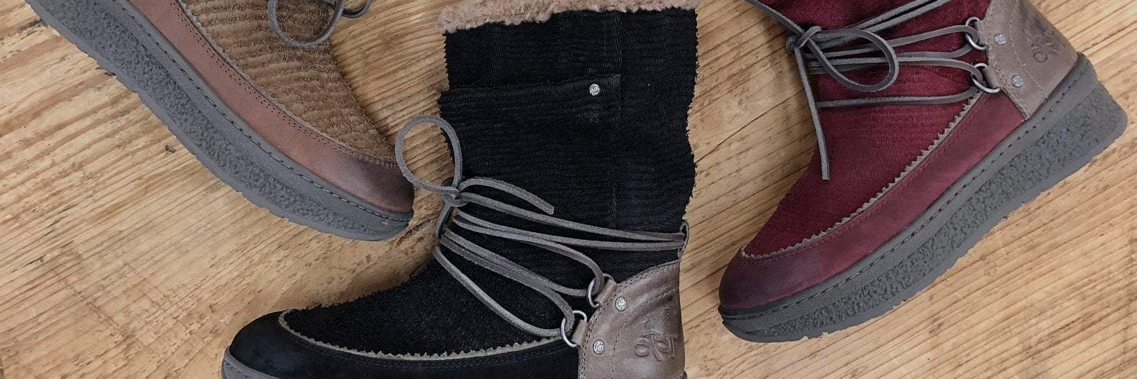 Sale-Priced Cold Weather Boots
