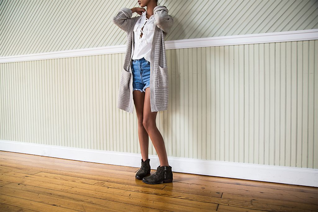 Learn how to style your favorite boots and booties for summer with this outfit inspiration from OTBT Shoes!