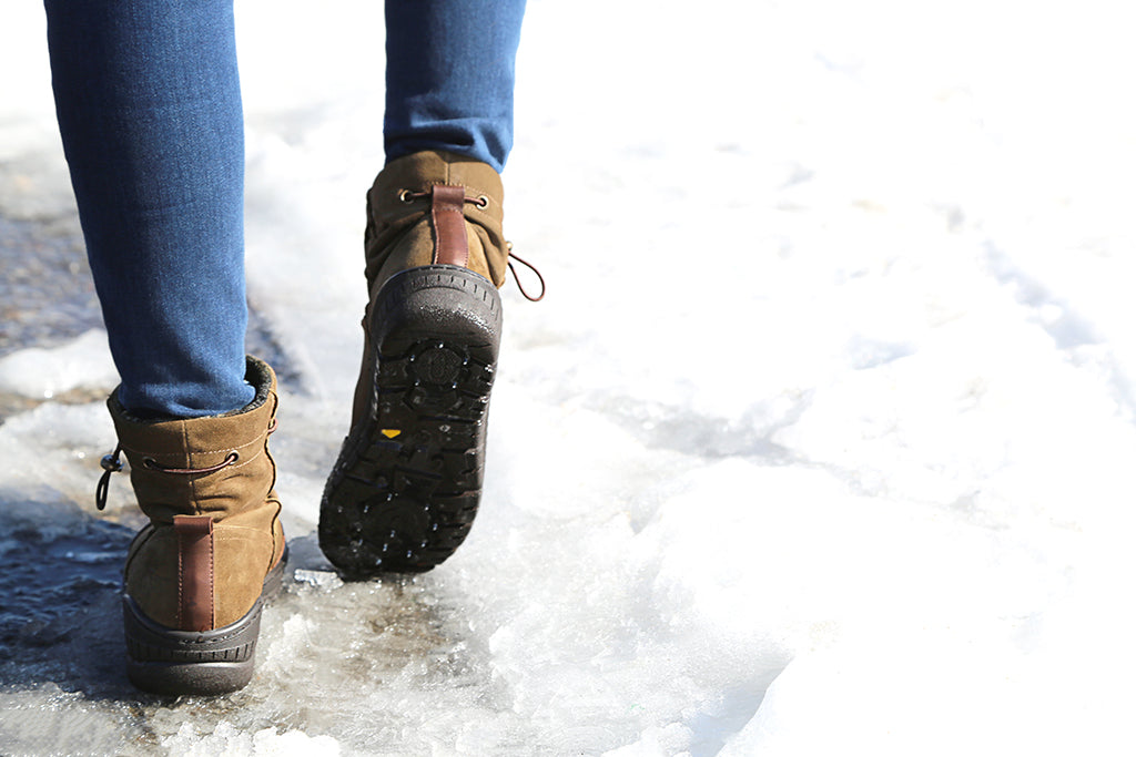 Live life off the beaten track with OTBT's Off Road collection of women's all-weather boots.