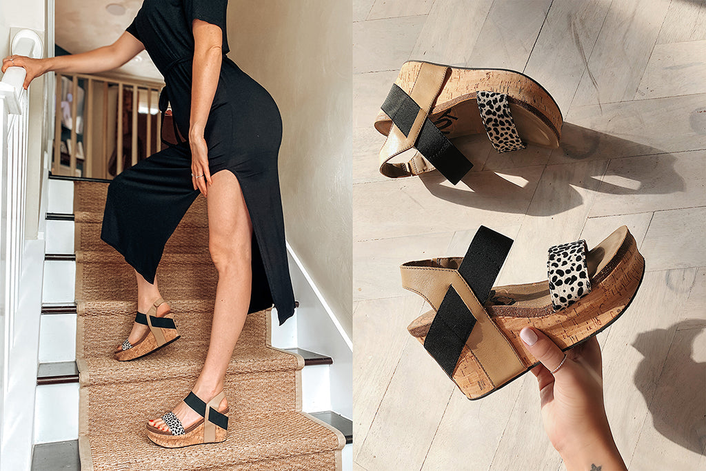 womens comfortable wedges